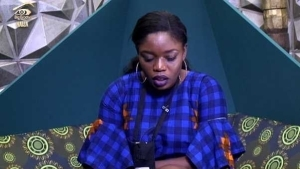 #BBNaija: Bisola Says She's Been Feeling Horn.y And She Left Her Vibrator At Home